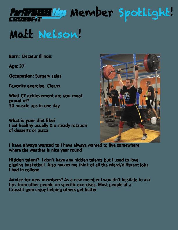 nelson-member-spotligh